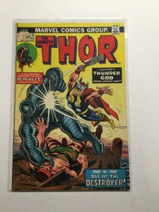 Thor 224 Good Gd 2.0 Hole In Cover Marvel