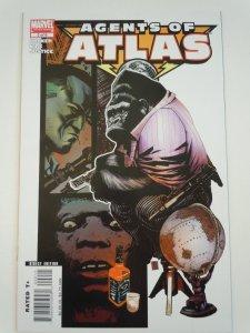 Agents of Atlas #2 (2006)