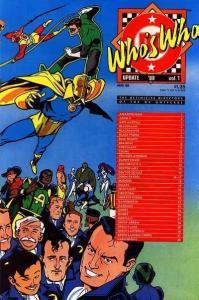 Who's Who Update '88 #1, NM (Stock photo)