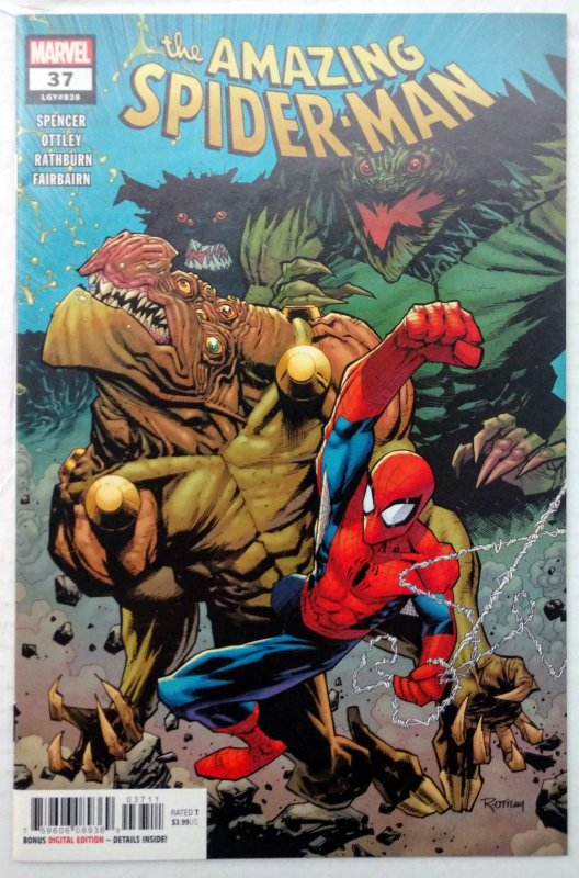 The Amazing Spider-Man 37 (LGY 838)(NM, 2020)
