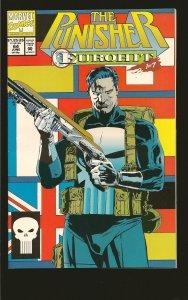 Marvel Comics The Punisher Vol 11 #64 June (1992)