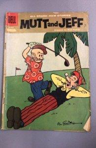 Mutt & Jeff #109 (1959)