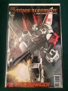 Transformers Stormbringer #1 cover A