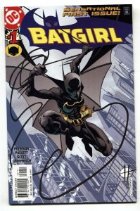 BATGIRL #1 First issue-2000-DC-comic book NM-