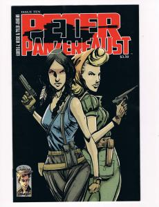 Peter Panzerfaust # 10 Image Shadowline Comic Book NM NEVER Read HOT Series BBC