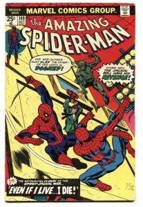 AMAZING SPIDER-MAN #149 MARVEL COMICS-CLONE STORY-VG