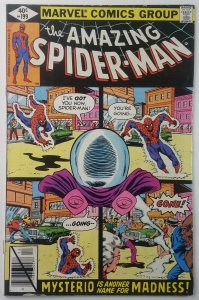 Amazing Spider-Man 199 | MYSTERIO APPEARANCE |1979 | Marvel Comics | Newsstand