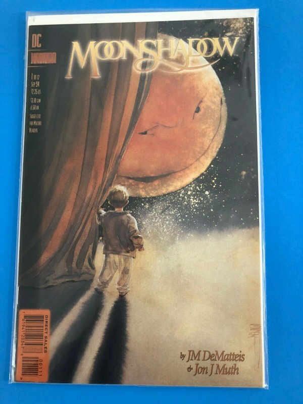 MOONSHADOW  #1  OF 12 1994  DC / VERTIGO / UNREAD / NM+