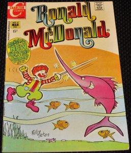 Ronald McDonald #4 (1971)