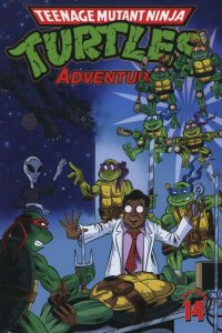 Teenage Mutant Ninja Turtles Adventures (1989 series) Trade Paperback #14, NM...