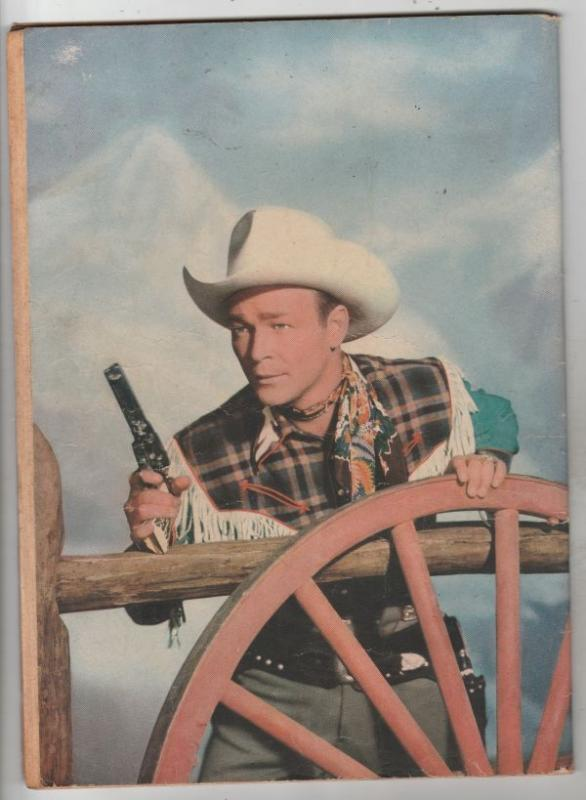 Four Color #137 (Feb-47) VG/FN Mid-Grade Roy Rogers