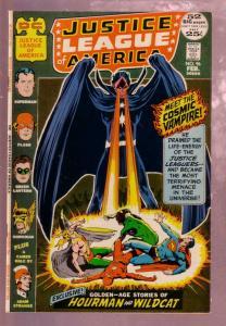 JUSTICE LEAGUE OF AMERICA #96 1972- SUPERMAN-HOURMAN-DC VF