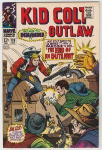 Kid Colt Outlaw #138 (Jan-68)  High-Grade Kid Colt