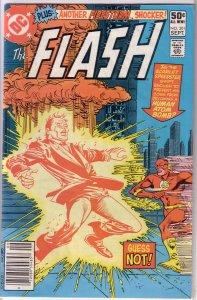 Flash   vol. 1   #301 VG Firestorm