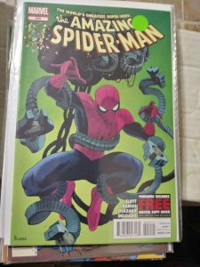 Amazing Spider-Man # 699 2013  marvel  doctor octopus+superior spiderman+