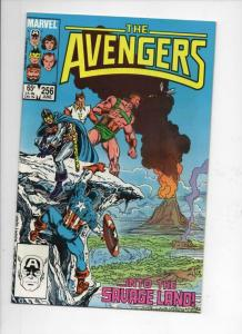 AVENGERS #256, VF/NM, Terminus, Ka-Zar, 1963 1985, more Marvel in store