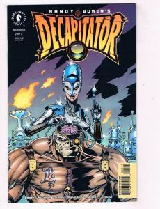 Decapitator (1998) #1 Dark Horse Comic Book Monster Lords HH4 AD38