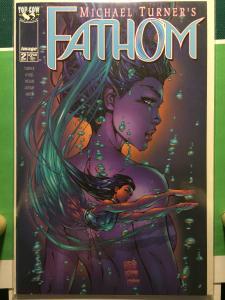 Michael Turner's Fathom #2