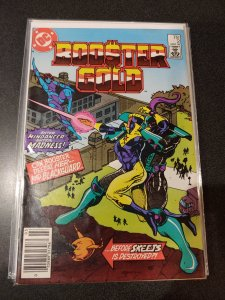 BOOSTER GOLD #2 2ND APPEARANCE