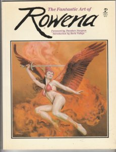 The Fantastic Art of Rowena #1 (Jan-83) NM Super-High-Grade