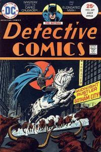 Detective Comics (1937 series) #449, Fine+ (Stock photo)