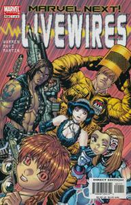 Livewires #1 VF; Marvel | save on shipping - details inside