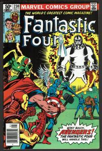 Fantastic Four #230 (May 1981, Marvel) 7.0 FN/VF