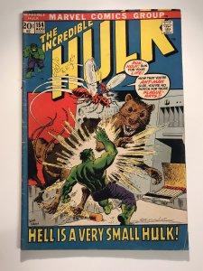 Hulk #154 VG