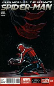 Miles Morales: Ultimate Spider-Man #5 VF; Marvel | save on shipping - details in