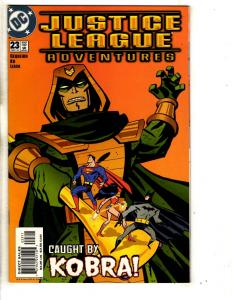 6 DC Comics Justice League Adventures 23 Unlimited 8 JLA-Z 2 OMAC 1 6 Mercy CR23