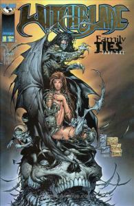 Witchblade #18I VF/NM; Image | save on shipping - details inside
