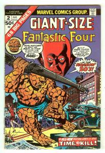 Giant-Size Fantastic Four 2   52 Pages