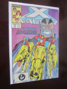 X-Factor (1986 1st Series) #19 - 8.0 VF - 1987