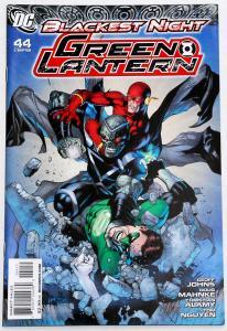Green Lantern #44 (3rd Series) Blackest Night 9.4 NM