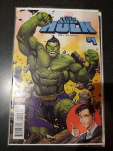 THE TOTALLY AWESOME HULK #1 HOT BOOK ! DISNEY+ SERIES ANNOUNCED