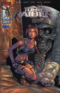 Tomb Raider: The Series #27 VF/NM; Image | save on shipping - details inside
