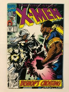 Uncanny X-Men 283 - 1st Full Appearance of Bishop