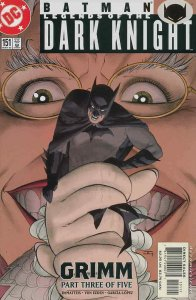 Batman: Legends of the Dark Knight #151 FN; DC   save on shipping - details insi