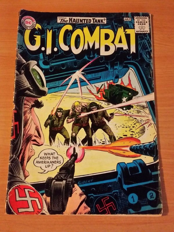 G.I. Combat #106 ~ VERY GOOD VG ~ 1964 DC COMICS