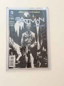 BATMAN #16 GREG CAPULLO SKETCH VARIANT NM.