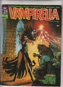 Vampirella Magazine #2 (Nov-69) FN/VF+ High-Grade Vampirella