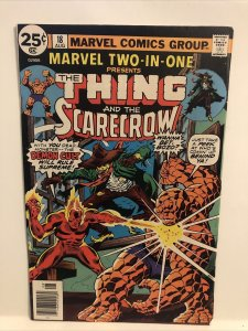 Marvel Two-In-One #18 The Thing And The Scarecrow