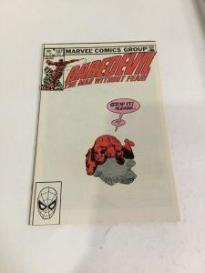 Daredevil 187 Nm Near Mint Marvel Comics Bronze Age