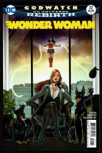 Wonder Woman #22  (Jul 2017 DC Rebirth)  9.4 NM