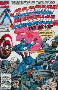 Captain America: The Movie Special #1 VF/NM; Marvel | save on shipping - details
