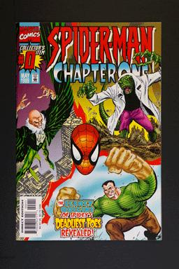Spider-Man Chapter One #0 May 1999