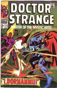 Doctor Strange #172 (Sep-68) FN/VF Mid-High-Grade Dr. Strange