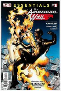 DC Essentials American Way #1 (DC, 2017) NM