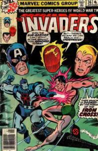 Invaders, The (2nd Series) #36 VF; Marvel | save on shipping - details inside