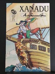 Xanadu: Across Diamond Seas #1